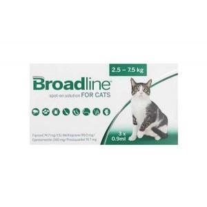 Broadline Gato Pipeta 2,5-7,5kg L