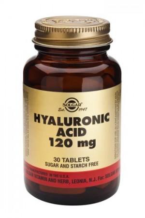 Acido Hialuronico Solgar Comp X 30