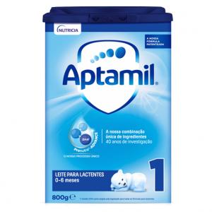 Aptamil 1 Pronutr Advan Leite Lactente 800G