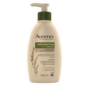 Aveeno Daily Moist Creamy Oil 300ml