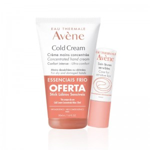 Avene Cold Cream Cr Mao+Stick Lb Cuid Ess