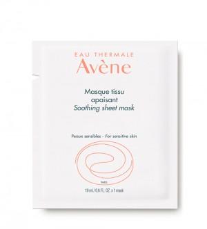 Avène Cuidados Essenciais Máscara para pele sensível, 19ml