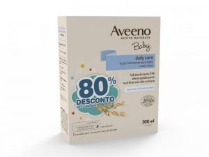 Aveeno Baby Lt Hidrat 150ml Duo