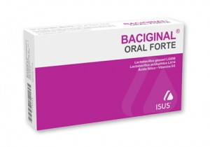 Baciginal Oral Forte Caps X 14