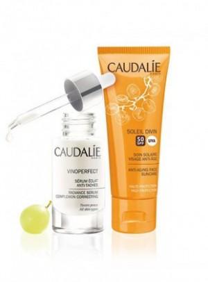 CAUDALIE COFFRET VINOPERFECT SERUM + IP50