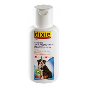 Dixie champo antiparasitario 250ml