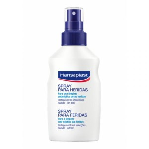 Hansaplast Spray Desinfectante 100ml