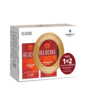 Heliocare Cápsulas 60 Unidade(s) com Oferta de 2ª Embalagem