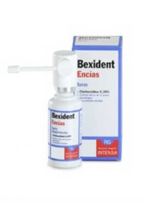 Bexident Gengivas Spray Prot Geng Chx 40 Ml
