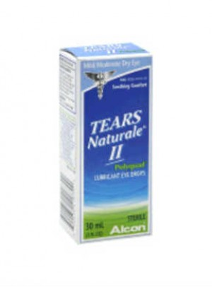 Tears Naturale Ii Colirio 15 Ml