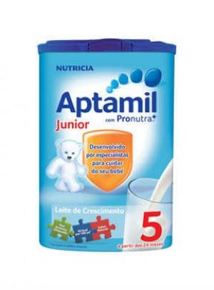 Aptamil Junior 5 Leite Cresc Po 750g
