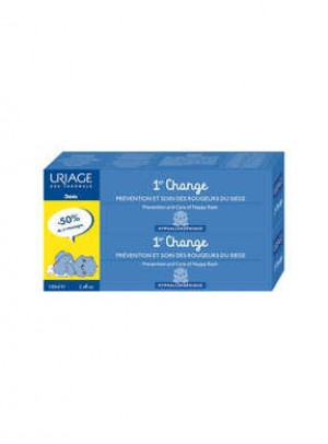 Uriage Bebe 1º Chang100ml Duo+Desc50%