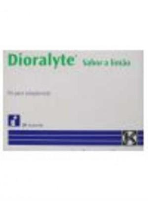 Dioralyte (Sabor Limão)