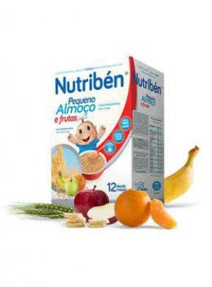 Nutriben Pq Almoc Fruta 750g