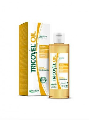 Tricovel Oil Ch Sebo Equil 200ml