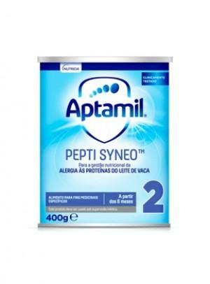 Aptamil 2 Pepti Syneo Leite Po 400G