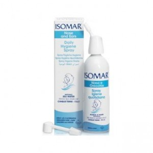 Isomar 2em1 Spray Ag Mar Isoton 100ml
