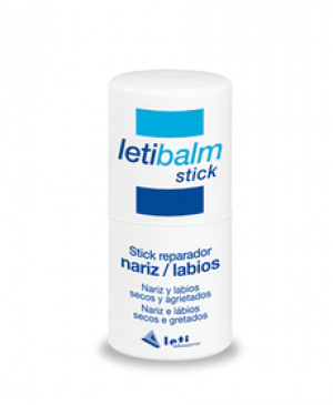 Letibalm Repair Stick Rep Nariz Lab 4g