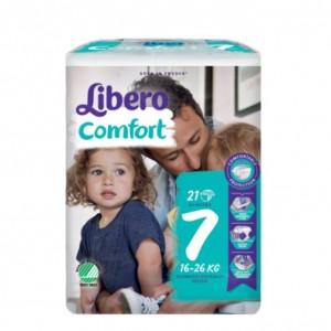Libero Comfort 7 Frald 16-26kg X21