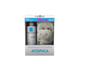 La Roche-Posay Lipikar Baume AP+M Bálsamo tripla reparação 400 ml com Oferta de Peluche Hypo Lipi