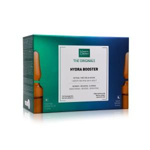 Martiderm The Originals Hydra Booster Proteos Hydra Plus Monodoses 15 x  2ml + Night Renew Monodoses 15 x 2ml com Oferta Essentials Esfoliante facial 15ml + Hidro Mask 15ml