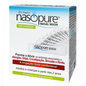 Nasopure Recarga Saq X 40