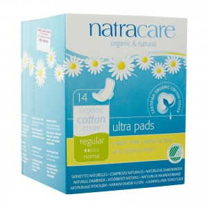 7b484a8afae9 Quick View · Natracare penso algodao bio regular x14