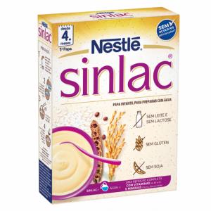 Nestle Expert Farinh Sinlac S/Glut 250g