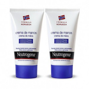 Neutrogena Maos Cr Conc 50ml Duo+Desc 80%