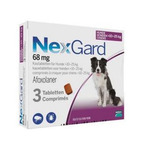Nexgard Comp 68mg