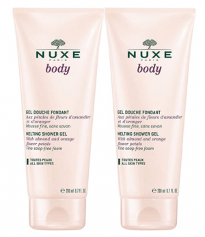 Nuxe Body Gel Douche Fundente 400ml