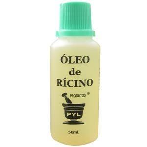 Oleo Ricino  50ml Fj Campos