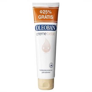 Oleoban Bebé Creme 200 g com Oferta de 25%