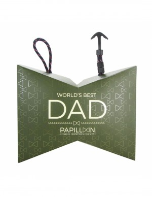 Papillon Pack Dad Anti idade 50ml + bracelete