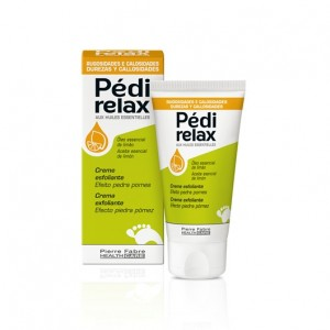 Pedi Relax Cr Exfoliante 50 Ml