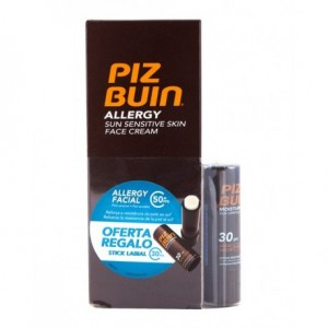 Piz Buin Allergy Cr Rost50+ +Of Stick Lab