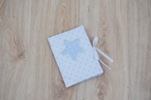 Mime Porta documentos azul