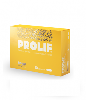 Prolif, 250 mg x 10 cáps