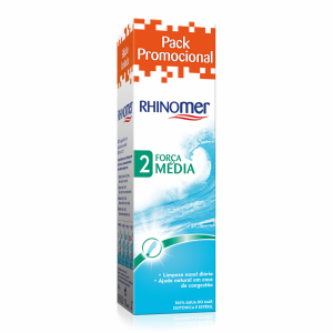 Rhinomer Spray Nasal Forca 2 180ml