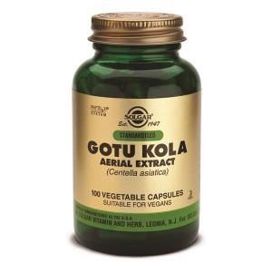 Gotu Kola Solgar  Caps X 100