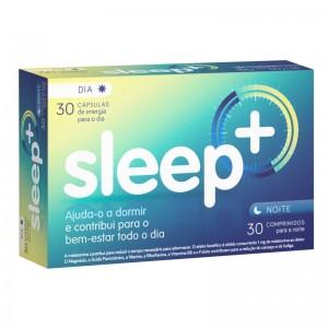 Tecnimede Pack Sleep+ Cápsulas Dia 30 Unidade(s) + Comprimidos Noite 30 Unidade(s)