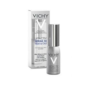 Vichy Liftactiv Olhos Pestanas 15ml