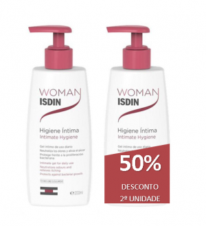 Woman Isdin Gel Hig Intim 200ml Duo
