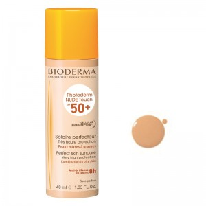 Photoderm Bioderm Nude Touch Spf50+ Dor40ml