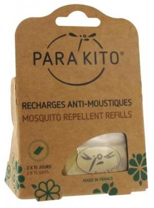 Parakito Recarga Protec Mosquit X2