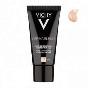 Vichy Dermablend 15 Fondteint Fl Fp35 30ml