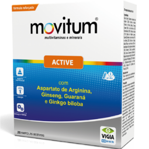 Movitum Active Amp Beb X 20