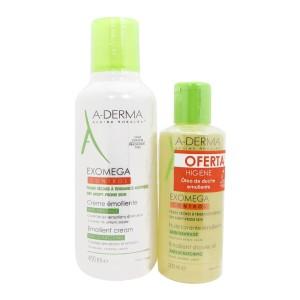 A-Derma Exomega Control Cr400ml+Of Ol 200