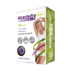 ALCACHOFRA rapid 3em1