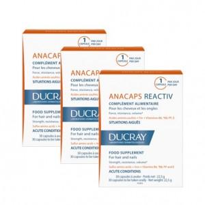 Ducray Anacaps Reactiv Caps X30 X3